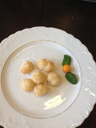 Shan Gout: Boules de riz