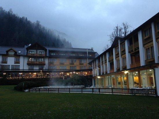Hotel Urbani: Hotel view
