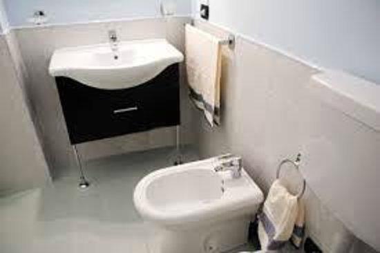 B&B Lepanto: bagno in camera