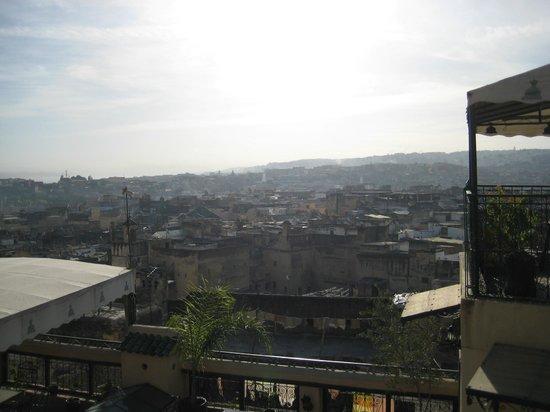 Riad La Bague de Kenza : overview to the city