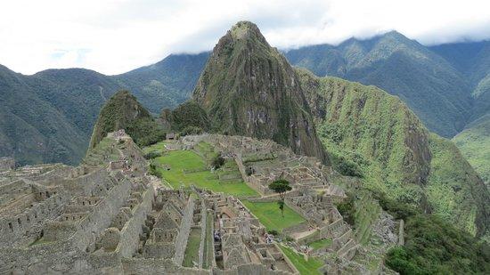 Andes Adventure Peru: Machu Picchu 16DEZ13
