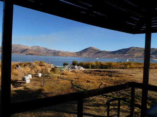 Sonesta Posadas del Inca Lake Titicaca Puno: Vista do Hotel