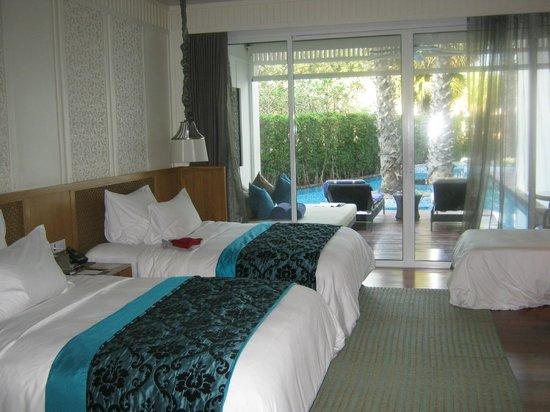 InterContinental Hua Hin Resort : Zimmer 4105