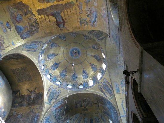 Basilique Saint-Marc : Cupola