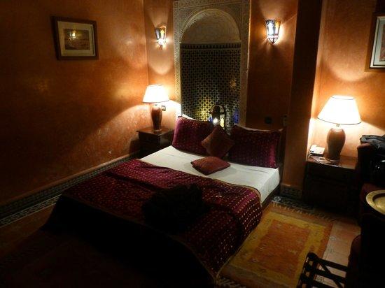 Riad 58 Blu : Our beautiful room