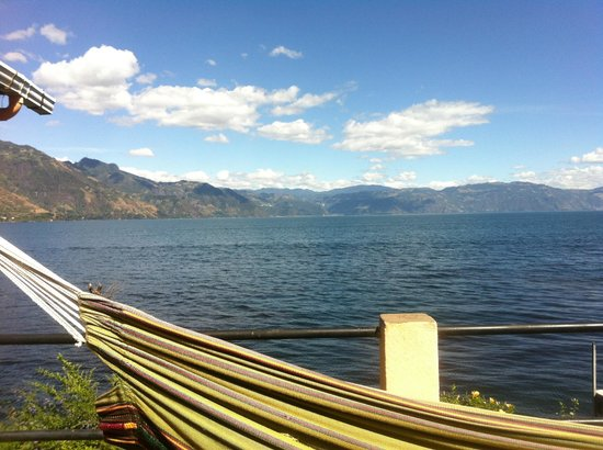 Hotel Sakcari : View from the Hammock (2)