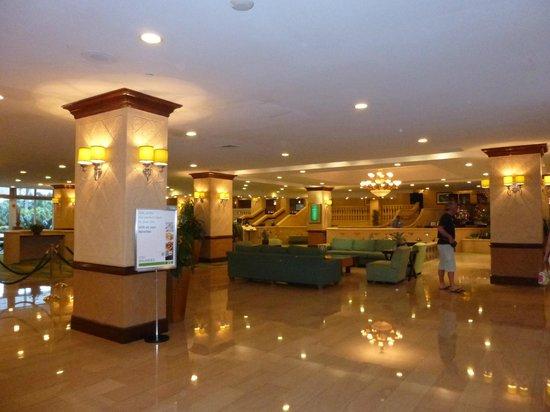 Holiday Inn Miami Beach : hall
