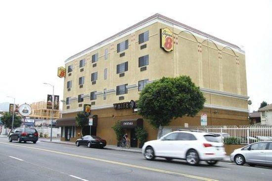Super 8 Hollywood/LA Area: Esterno