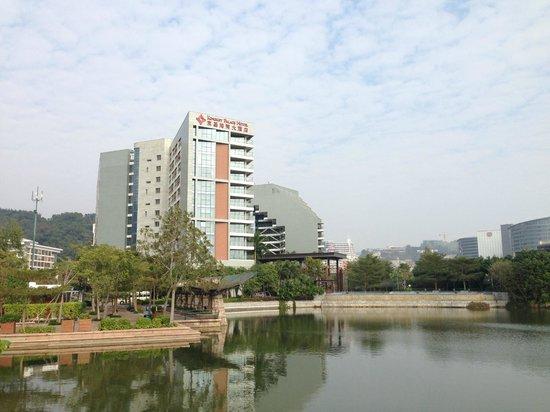 Kingkey Palace Hotel Shenzhen: Hotel