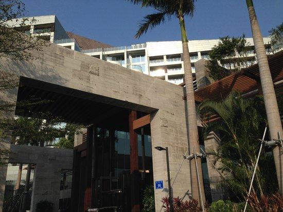 Kingkey Palace Hotel Shenzhen: Entrance