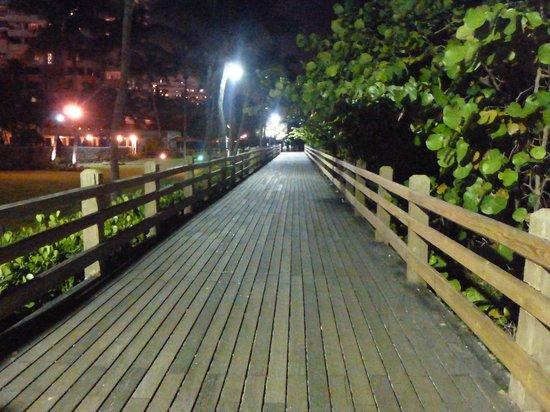 Holiday Inn Miami Beach : Boardwalk