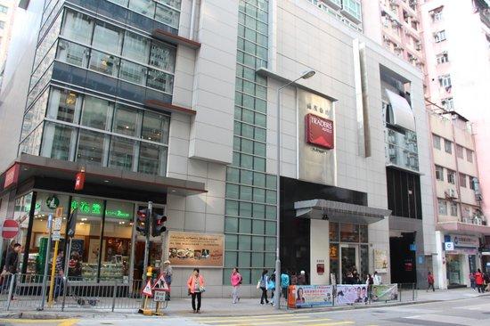 Hotel Jen Hong Kong: Exterior view of Traders Hotel