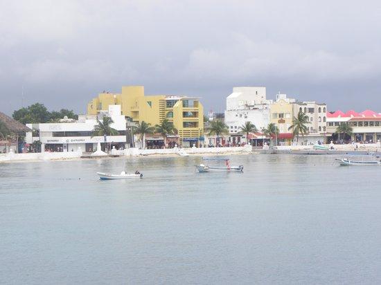 UltraMar Ferry : view