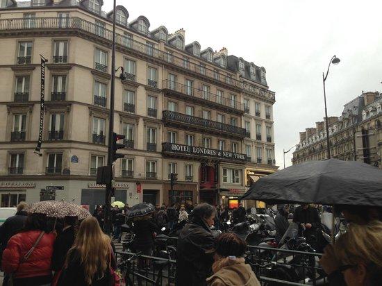 Londres et New York Hotel: hotel