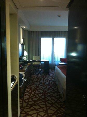 Crowne Plaza Dubai-Deira: Nice Rooms