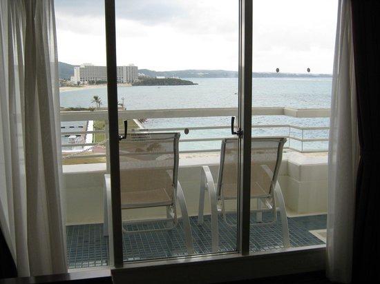 Sheraton Okinawa Sunmarina Resort: バルコニー