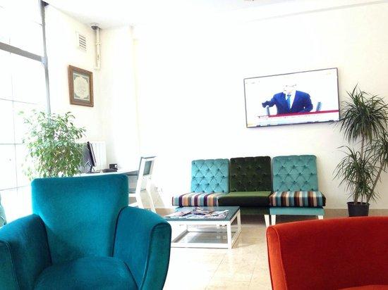 Yazar Hotel: Lobby