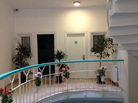 Yazar Hotel: Zimmer