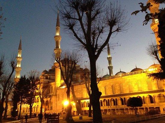 Yazar Hotel: Blaue Moschee