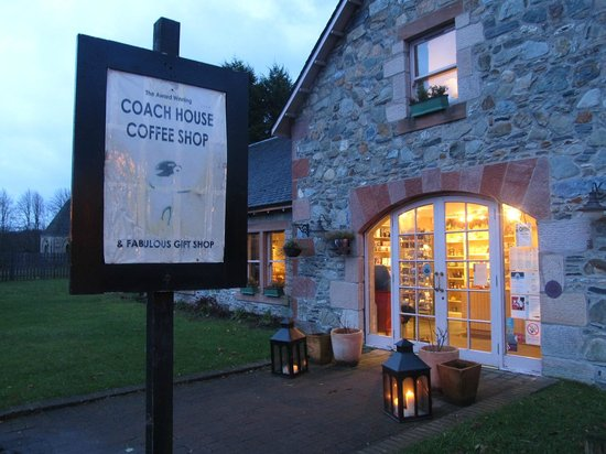 Coach House Coffee Shop: CHCS 2