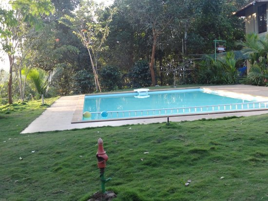 Sunrise Valley Resort: Well maintained pool