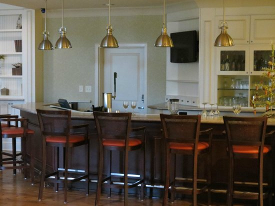 Residence Inn Savannah Downtown/Historic District: Bar