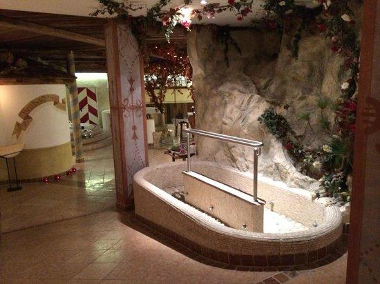 Hotel Edelweiss: Centro benessere
