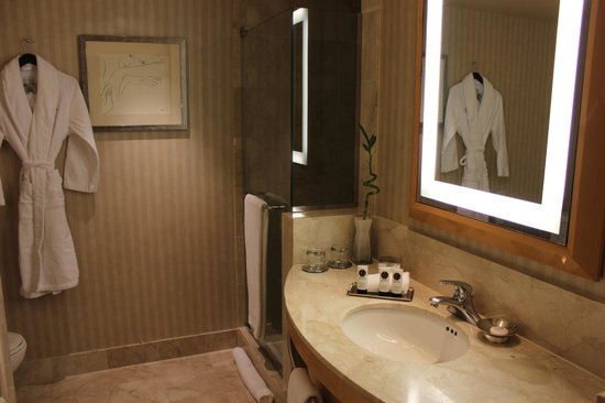 Sofitel Chicago Water Tower : Large bathroom