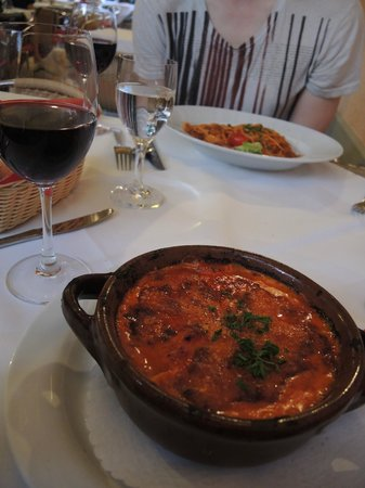 Giusi's Ristorante Pizzeria : Lasagne