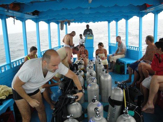 Gangehi Island Resort : Gita sub