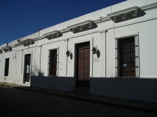 Barrio Historico : Le Museo Espanol, à l'angle de San José et Espana, à 2 pas du port de plaisance