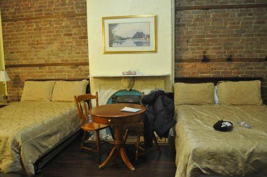 Maison Brunet: Chambre
