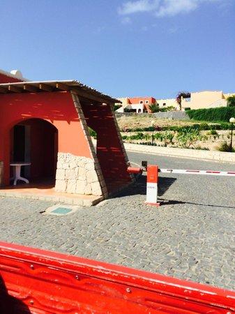 Royal Decameron Boa Vista : The entrance