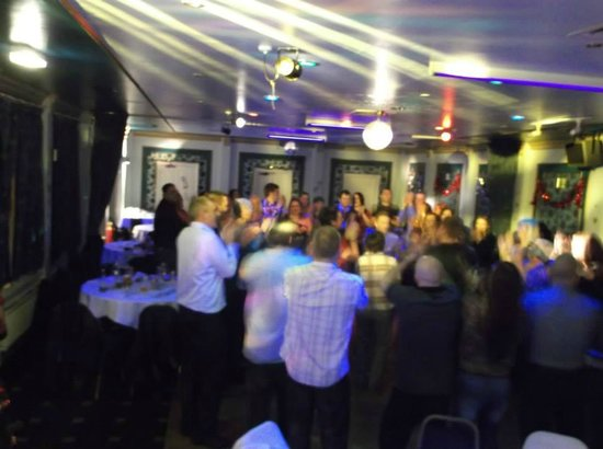 The Fairway Hotel And Restaurant Christmas Party Night