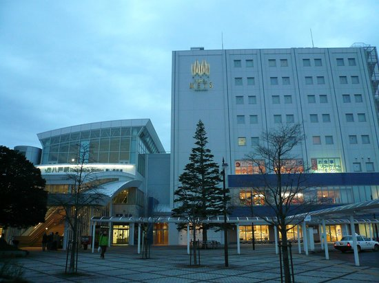 Mets Hachinohe Hotel: THE STATION HOTEL