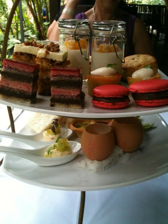 The Halia at Singapore Botanic Gardens: Afternoon tea at the Halia
