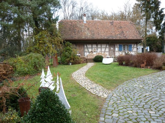 Hotel Le Moulin: Garden Room