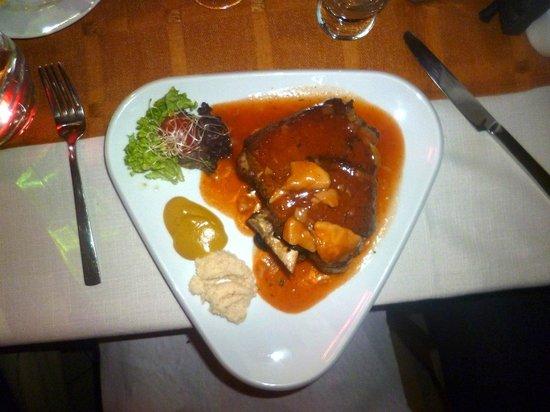 Monte-Carlo Restaurant : Golonka - palce lizać!