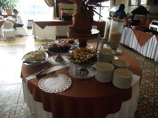 Gran Hotel Costa Rica : BREAKFAST AREA 6-10 AM DAILY