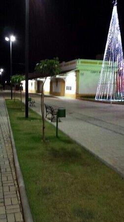 Estação ferroviária de Campo Belo; natal/2014