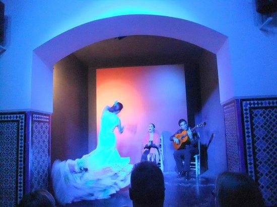 Tablao Alvarez Quintero : gösteri 2