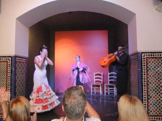 Tablao Alvarez Quintero : gösteri 4