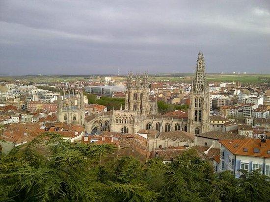 Casa Pancho: City of Burgos