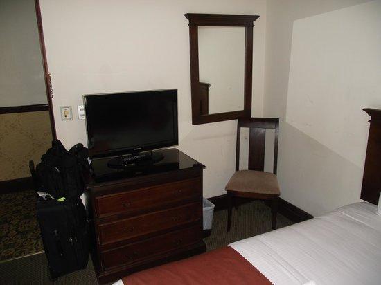Gran Hotel Costa Rica : PLASMA TV