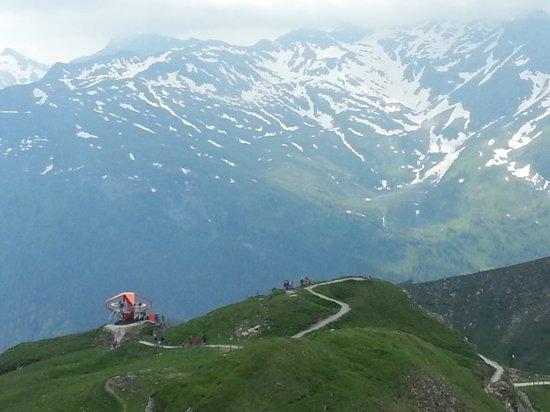 Hotel Salzburger Hof: Naturuplevelse underbar