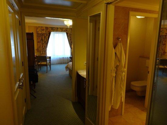 Regent Berlin : Superior room