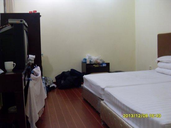 Lavande Hotel Guanghzhou Ximenkou Metro Station Guangzhou : Standard Rm