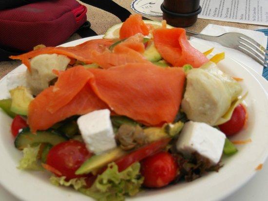 The Beach Hotel: ristorante dell'albergo