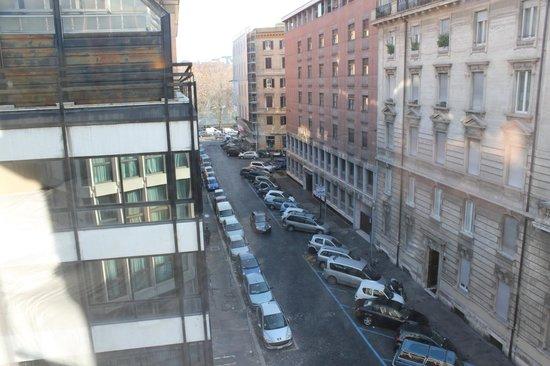 Le Meridien Visconti Rome: Vista