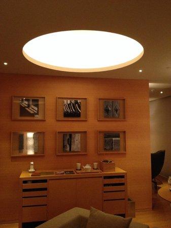 Park Hyatt Seoul: Park Hyatt Suite, living area